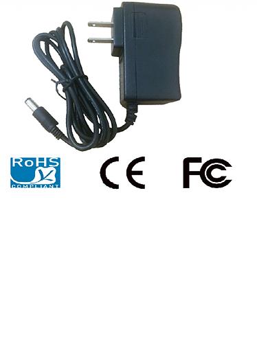 SAXXON PSU FP12VDC05A-FUENTE DE PODER REGULADA 12V A 0.5 A MP / CONECTOR MACHO