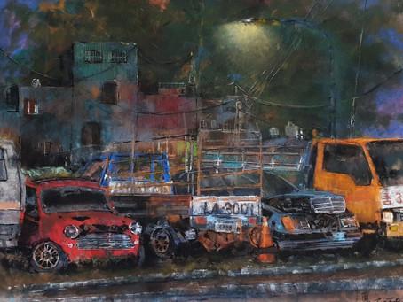 107th Winner of The Jenny Lin Art Studio Winner- Chen Cheng-Yuan