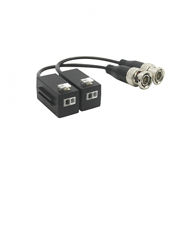 DAHUA PFM8004MPPAK - Paquete de 8 pares de transceptores pasivos HDCVI 4 MP