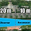 Thumbnail: DAHUA COOPER T2A21 - Camara domo HDCVI 1080p / 720p