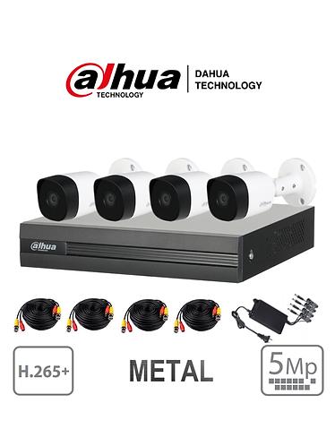 DAHUA XVR1B04H/4-B2A51- 5 MP LITE