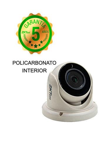 ZKTECO ES31A11J -720P POLICARBONATO INTERIOR