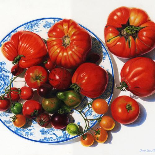 Mazgaj_Sharon_Mazgaj_S_HeirloomTomatoes2