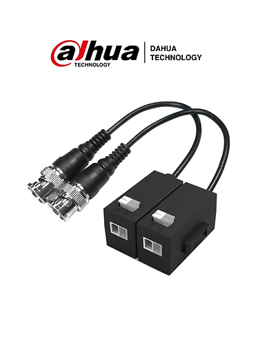 DAHUA PFM800-E - Par de Transceptores Pasivos HDCV
