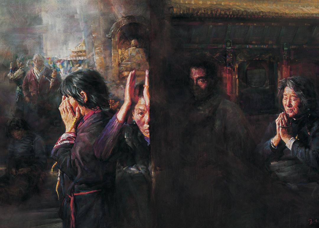 Wang_ChangShou_PrayforblessingsinTibet.j