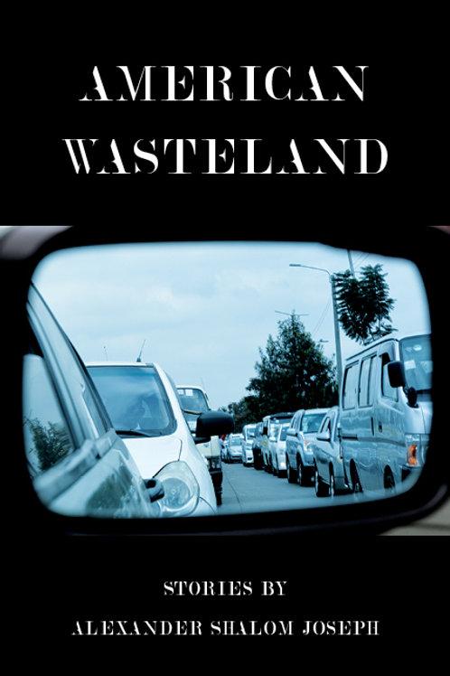 American Wasteland: Stories by Alexander Shalom Joseph