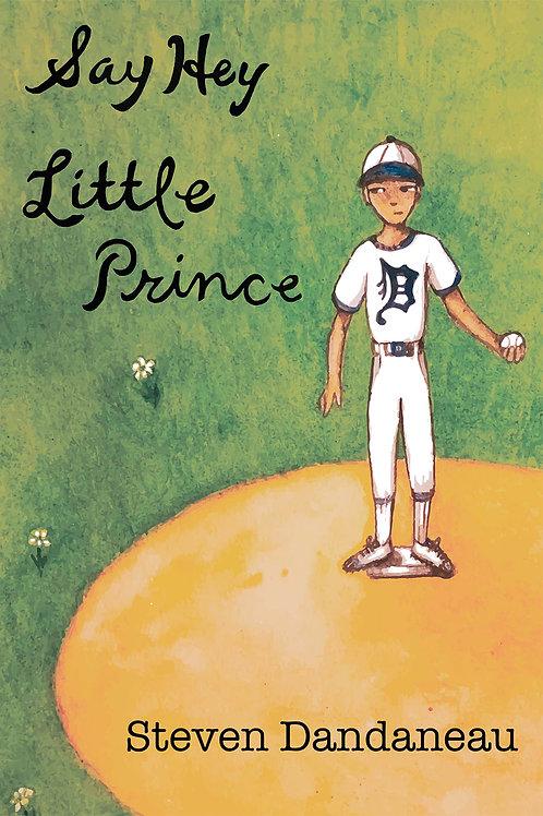 Say Hey Little Prince: a Novel
