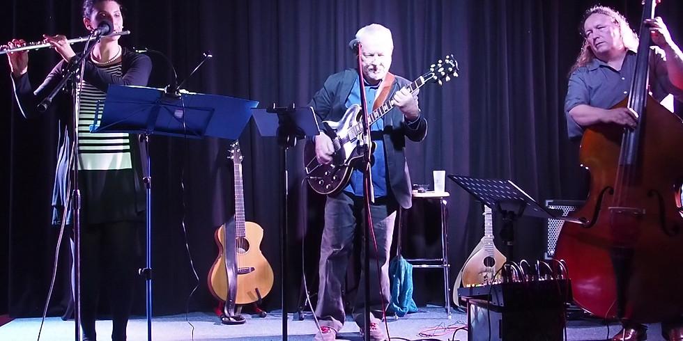 """VERSCHOBEN - Karsten Rademacher Trio   """"Geschichten"""" eine musikalische Autobiographie"""