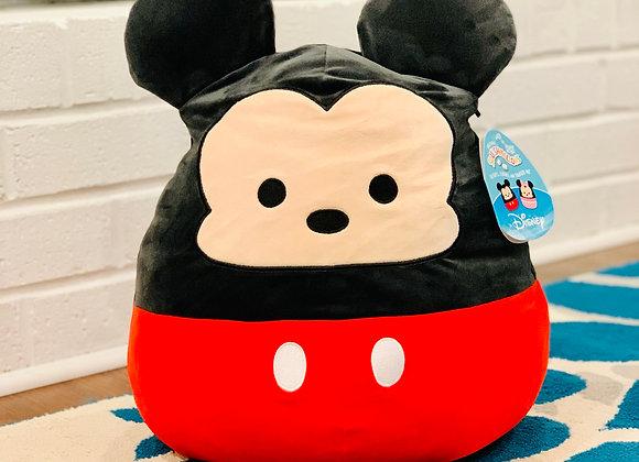 Personalized Mickey Squishmallow