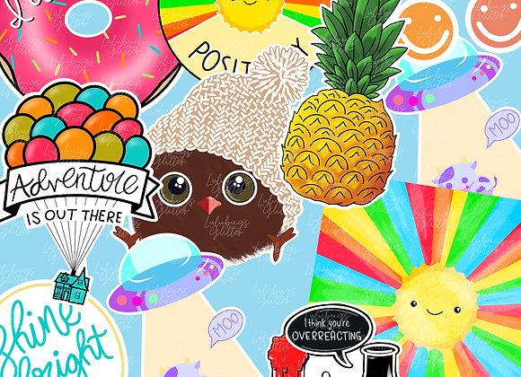 Doodles Stickers