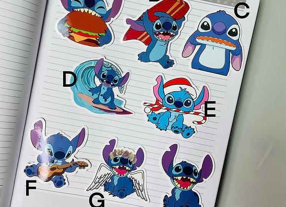 Lilo & Stitch Stickers
