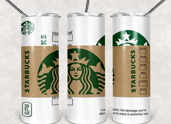 Insulated Tumblers - Beverage Themes