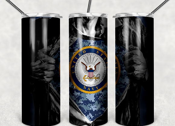 Insulated Tumblers - Military & Public Service