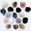 Thumbnail: Fuzzy Pompom Keychains