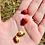Thumbnail: Ladybug/Bumblebee Stud Earrings