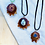Thumbnail: Third Eye Pinecone Necklace