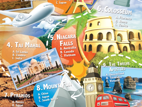 Where in the World Quiz