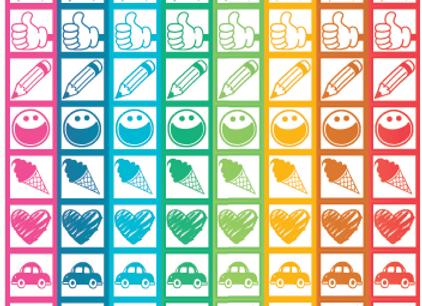 2017 Sticker Sheet