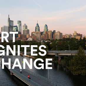 Mural Arts and Igniting Change!