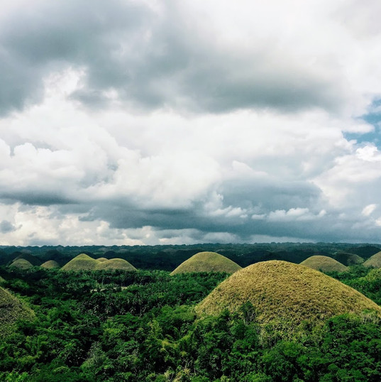 Chocolate Hills - Phillippines