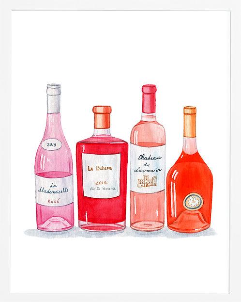 Rose Wine Shop