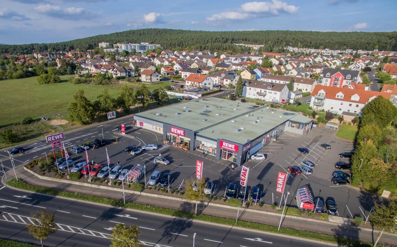 Luftaufnahme-Supermark-Erlenbach