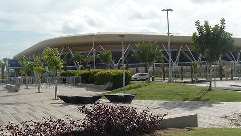 Haifa - Sami Ofer football stadium.JPG