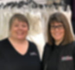 Co-owners and life-long friends Laura Evenson and Rosemary Williams
