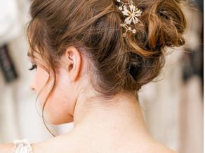 Wedding Day Hair:  Top 5 FAQ