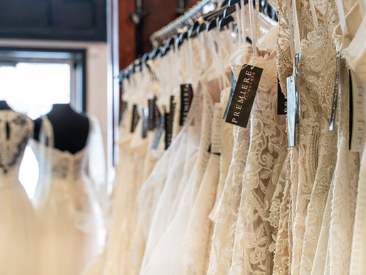 8 Things You Need to Know Before You Shop For Your Wedding Dress