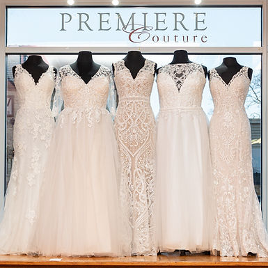 Window of Catherine Rose Wedding Dresses