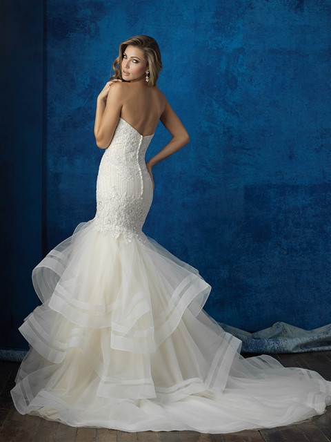 Allure Bridals Style 9364