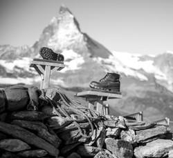 Tribute to the Matterhorn climbers