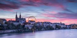 Basel and the Rhein