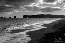 Reynisfjara Beach - West View