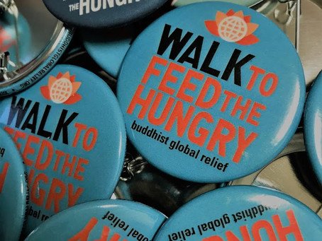 Walk To Feed The Hungry