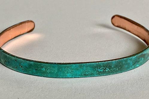Skinny Copper Bracelet