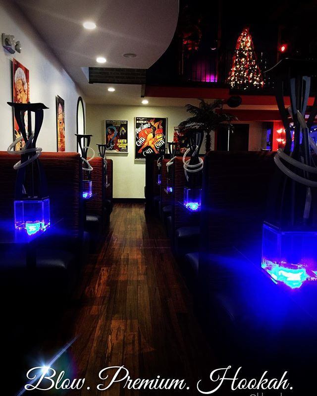 _The Sexiest Hookahs in the Country_. Blow. Premium. Hookah