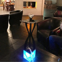 Your venues' new VIP table centerpiece!!! 😍😍😍 Blow. Premium. Hookah