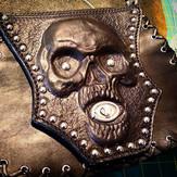 Pirate Skull Handbag