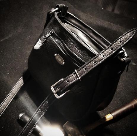 Handbag custom crafted for Kathy Long