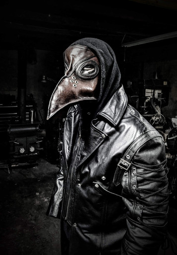 Plague Doctor - View 1 of 3
