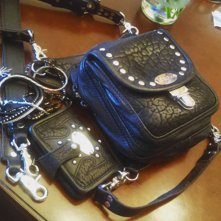 Hip Pouch & Wallet