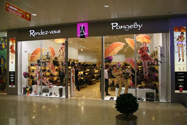 Рандеву (Rendez-Vous) - скидка на обувь до 12% при оплате картами Visa