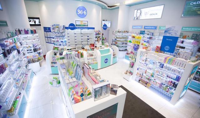 Аптеки 36,6 - кэшбэк от 5% при оплате картами Мир!