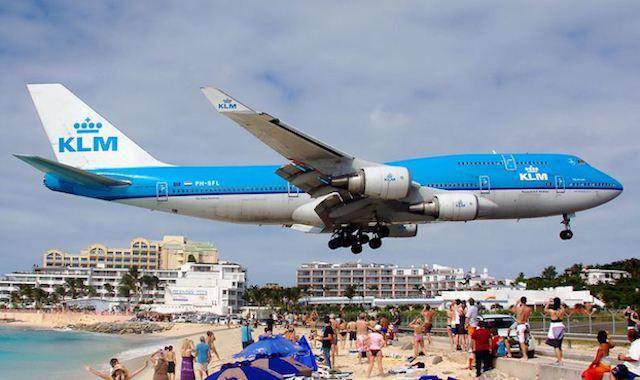 KLM. Скидка 2000 рублей на полеты по всему миру
