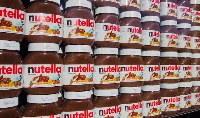 Чекбэк. Кэшбэк до 12,5% при покупке пасты Nutella!