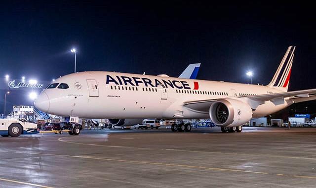 Air France. Скидка 2000 рублей для путешествий по всему миру
