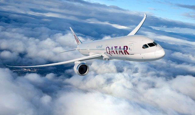 Qatar Airways. Билеты со скидкой до 40% при оплате картами Visa