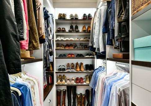 Walk in Wardrobe
